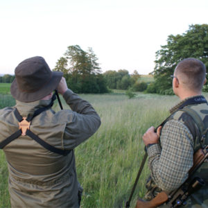 Jakt Polen bukkejakt jegere kikker